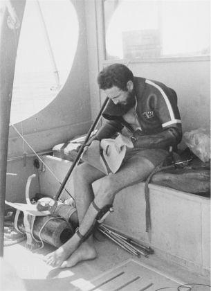 Alberto Korda, Fidel Castro pescatore