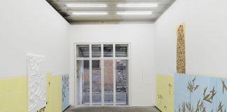 Alek O. L'impero delle luci. Installation view at Frutta Gallery, Roma 2017