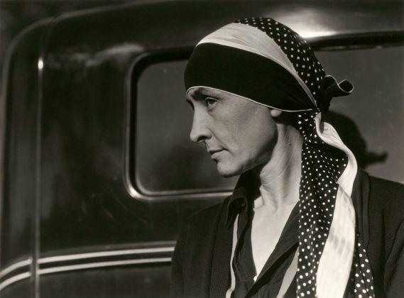 Alfred Stigelitz, ritratto di Georgia O'Keeffe, 1929