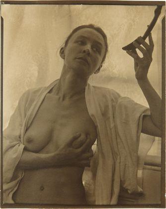 Alfred Stigelitz, ritratto di Georgia O'Keeffe