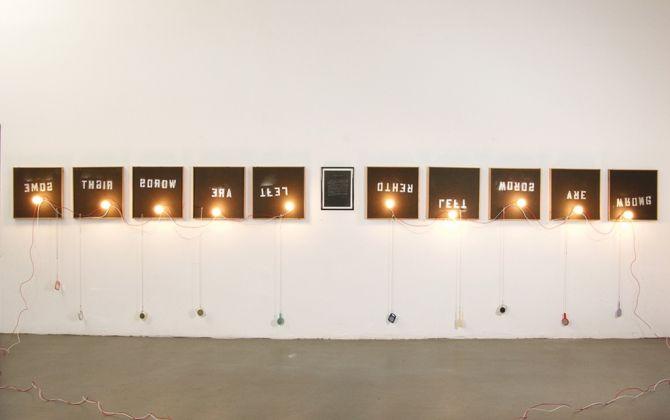Allan Kaprow, Leonardo Project, 1999. Collezione Palli