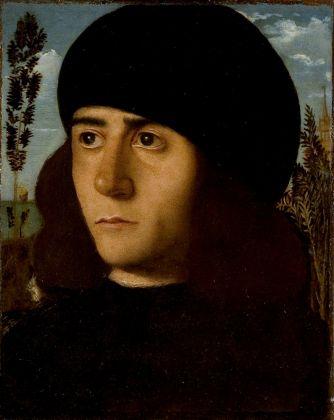 Andrea Previtali, Ritratto di giovane, 1501-02 ca., Rovigo, Pinacoteca dell'Accademia dei Concordi