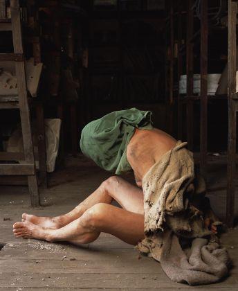 Andres Serrano, Untitled XVIII (Torture), 2015. Courtesy of Andres Serrano & Galleria Alfonso Artiaco