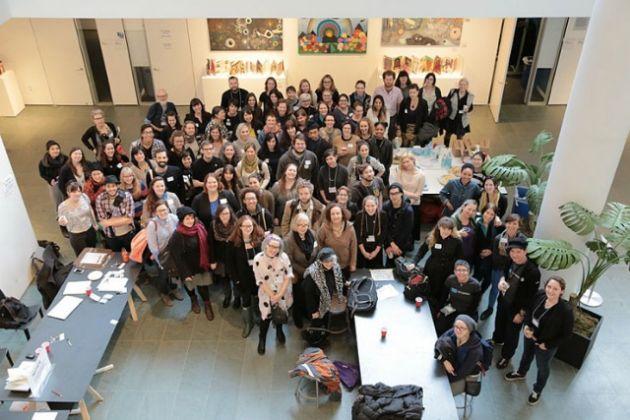 Art + Feminism, Wikipedia Editathon 2015 al MoMA di VGrigas (WMF)
