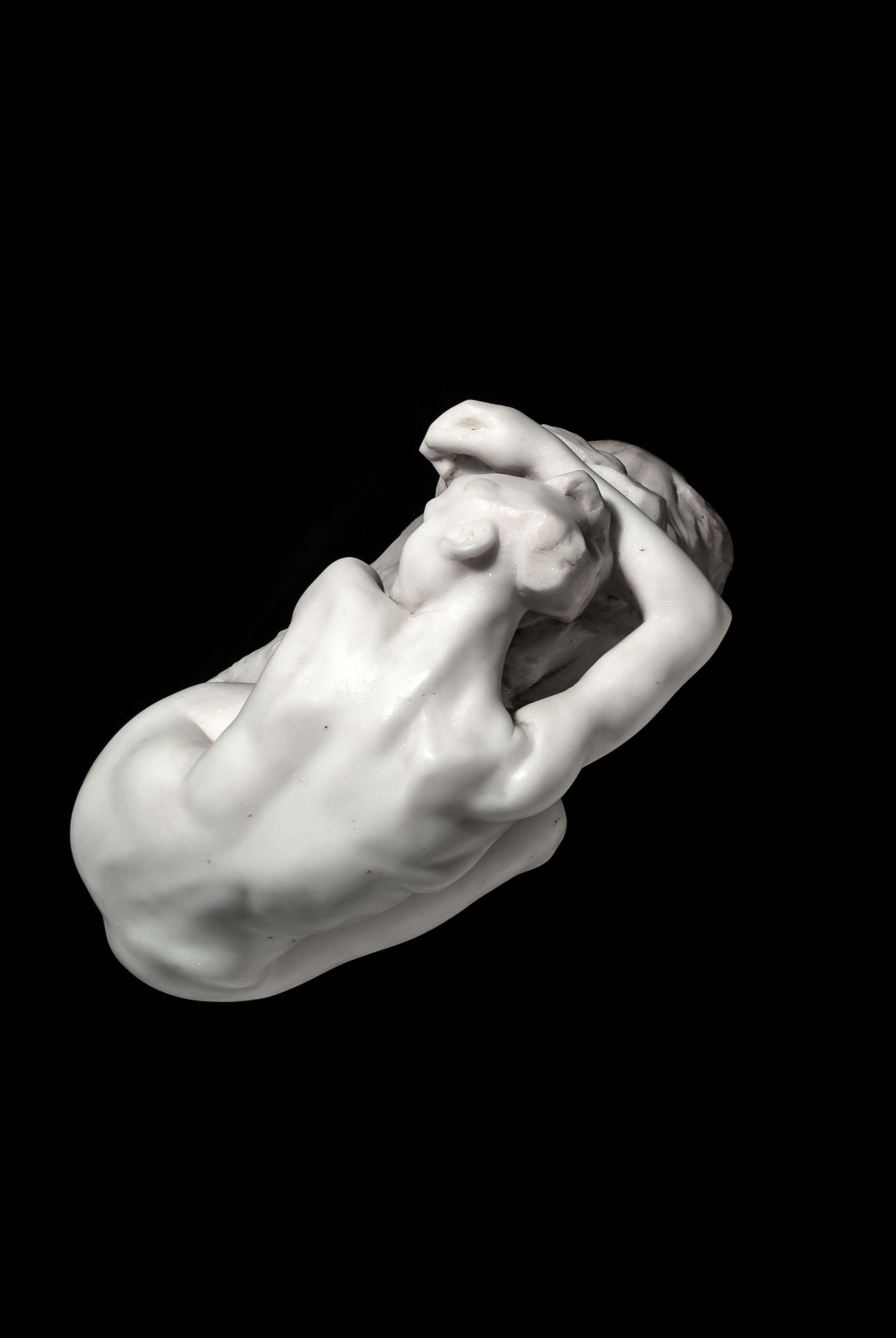 Auguste Rodin, Andromède, 1887, marmo