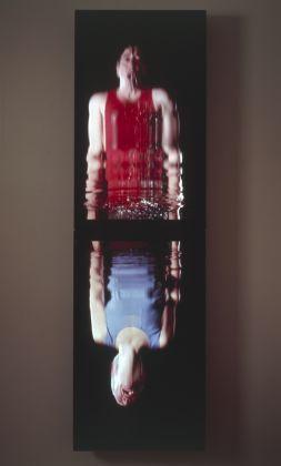 Bill Viola, Surrender, 2001, 18'. Interpreti John Fleck, Weba Garretson. Courtesy Bill Viola Studio