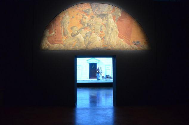 Bill Viola. Rinascimento Elettronico. Palazzo Strozzi, Firenze, 2017 (opening)