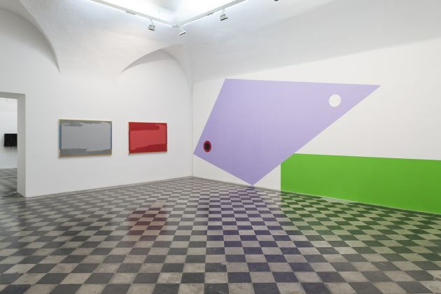 Boundary Issues. Galleria 1-9 Unosunove, Roma 2017