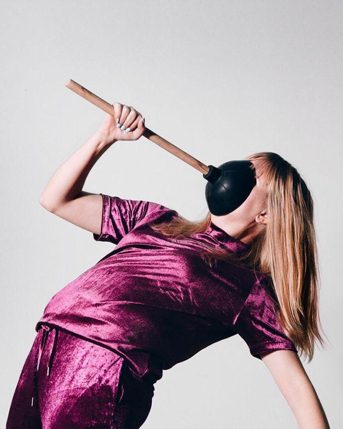 Bridget Moser. Photo Yuula Benivolski