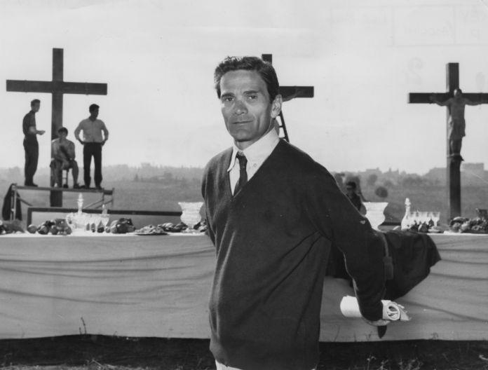 Pier Paolo Pasolini sul set de Il Vangelo Secondo Matteo, (Photo by Keystone/Hulton Archive/Getty Images)