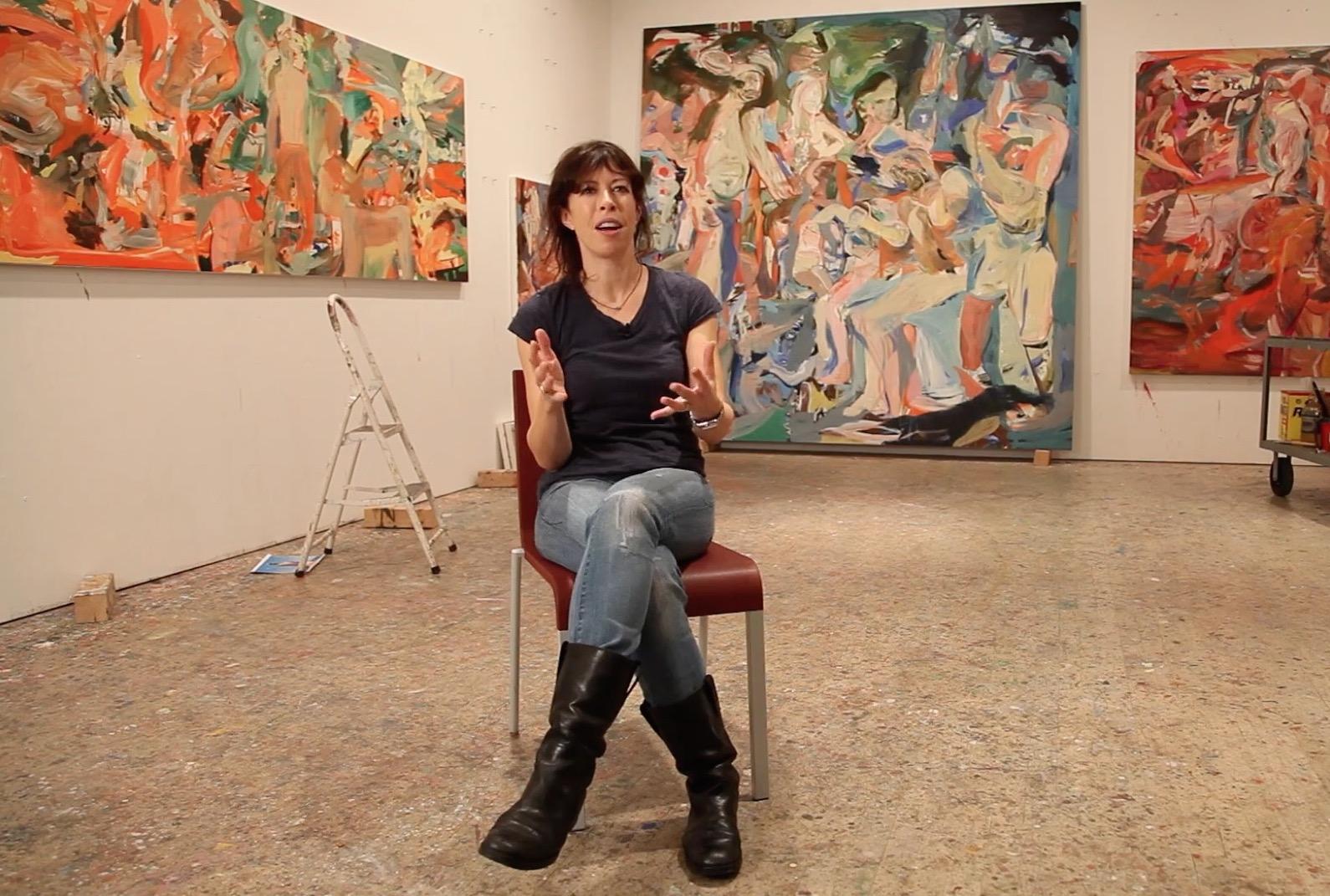Pittura Moderna Americana.Cos E La Pittura Oggi Otto Artisti Rispondono Artribune