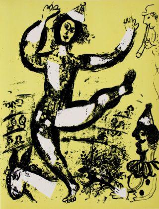 Chagall, Cirque