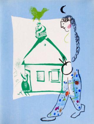 Chagall, La Maison