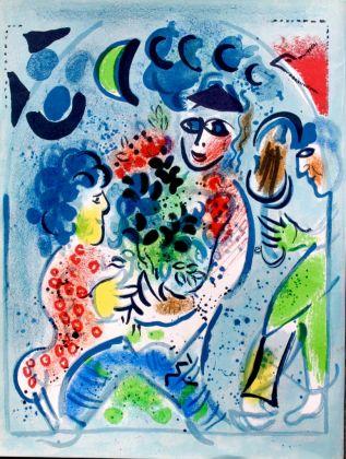 Chagall, Le Rendez-vous