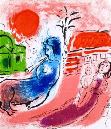 Chagall, Materinitè