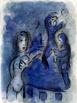 Chagall, Rahab