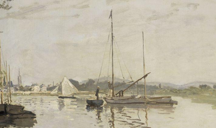 Claude Monet, Argenteuil, 1872, olio su tela, 50 x 65,3 cm, Parigi, Musée d'Orsay © René-Gabriel Ojéda – RMN-Réunion des Musées Nationaux – distr. Alinari
