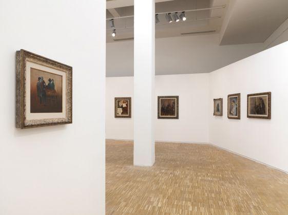 Collezione Giuseppe Iannaccone. Installation view at La Triennale di Milano, 2017. Photo Dario Lasagni