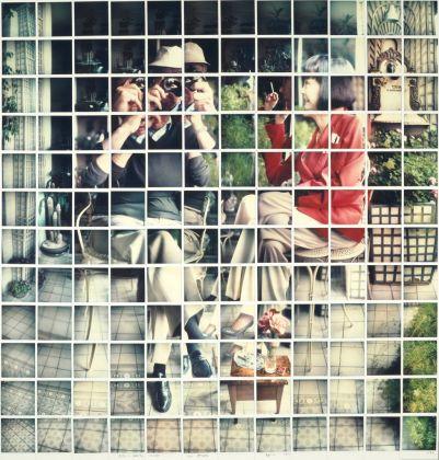 David Hockney, Billy & Audrey Wilder, Los Angeles, April 1982, 1982. David Hockney Inc. (Los Angeles, USA). © David Hockney. Photo Richard Schmidt