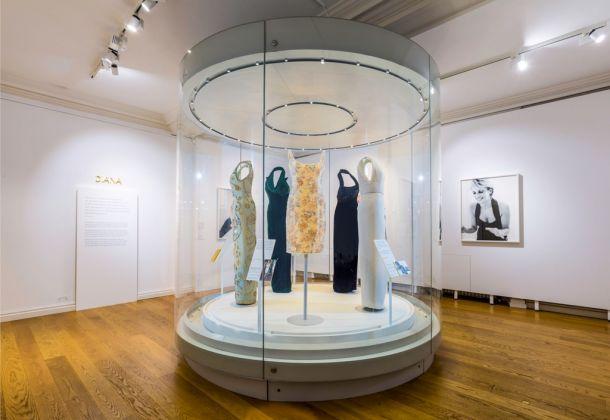 Diana. Her Fashion Story. Installation view at Kensington Palace, Londra 2017