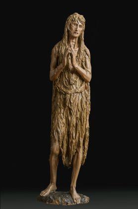 Donatello, Maria Maddalena penitente, 1455 ca. Firenze, Museo dell'Opera del Duomo