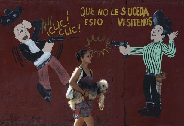 Esteban Félix, I Told You, Honduras,11 marzo 2012