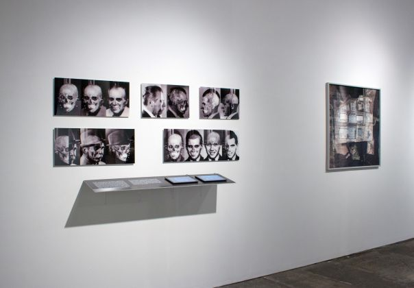 Evidentiary Realism, installation view, Fridman Gallery, New York, 2017