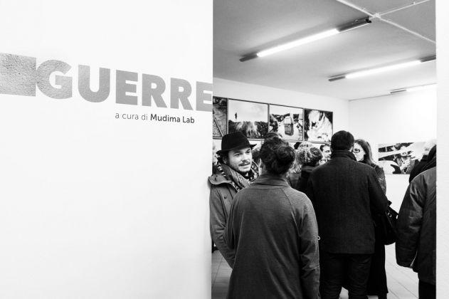 Fabio Bucciarelli. The Dream. Opening at MudimaLab, Milano 2017
