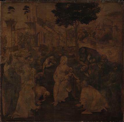 Figure prima del restauro