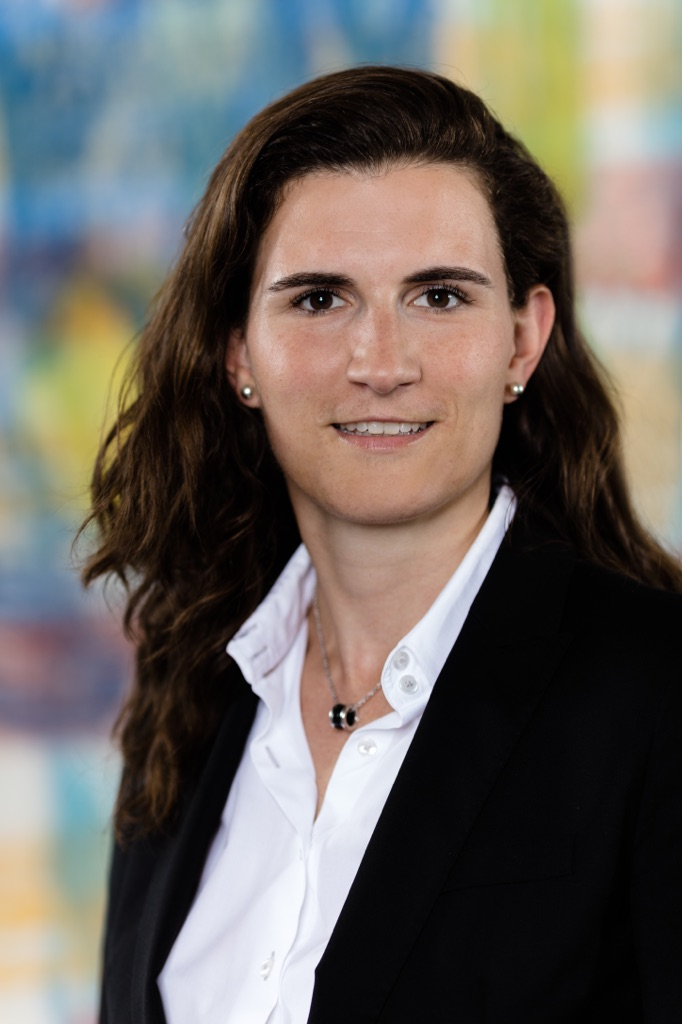 Franziska Kunz, Deputy Global Head of Art di Deutsche Bank. Photo Mario Andreya