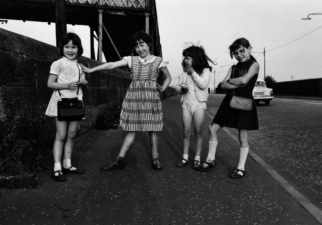 Gabriele Basilico, Glasgow, 1969