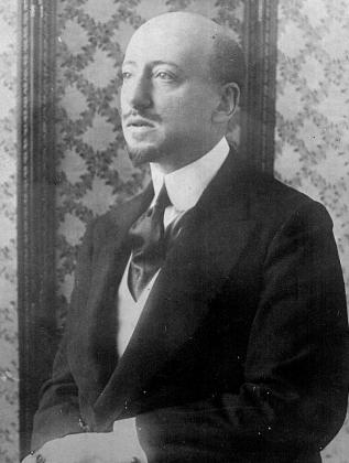 Gabriele D'Annunzio, 1916