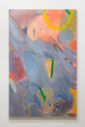 Gabriella Boyd, Best Friends, 2017. Installation view st Z2O Sara Zanin Gallery, Roma 2017