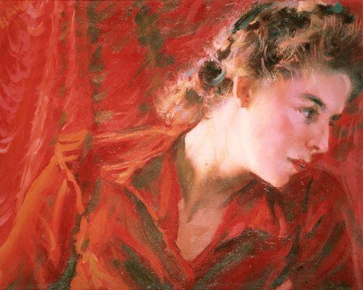 Giacomo Balla, Un'onda di luce, 1943. Dono Elica e Luce Balla, 1984 © Galleria Nazionale d'Arte Moderna e Contemporanea di Roma