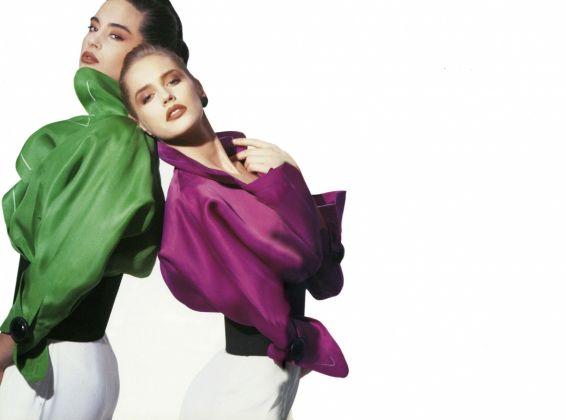 Gianfranco Ferrè, collezione donna pret-a-porter 1988