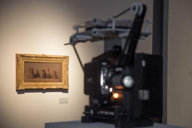 Giorgio Morandi e Tacita Dean. Semplice come tutta la mia vita. Palazzo Te, Mantova, 2017