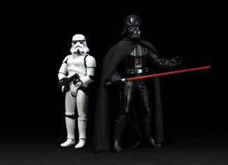 Guerre Stellari. Play. Stormtrooper