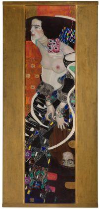 Gustav Klimt, Giuditta II (Salomé), 1909, olio su tela. Ca' Pesaro-Galleria Internazionale d'Arte Moderna, Fondazione Musei Civici di Venezia