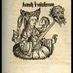 Hartmann Schedel, Liber Chronicarum, Norimberga, Anton Koberger, 1493. Biblioteca del Museo Correr, Fondazione Musei Civici di Venezia