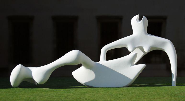 Henry Moore, Reclining Figure, 1951