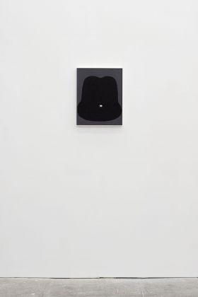Homo Mundus Minor. Lui Shtini, Carbonio, 2015. Installation view at T293, Roma 2017