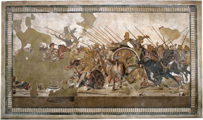 Il Mosaico di Alessandro