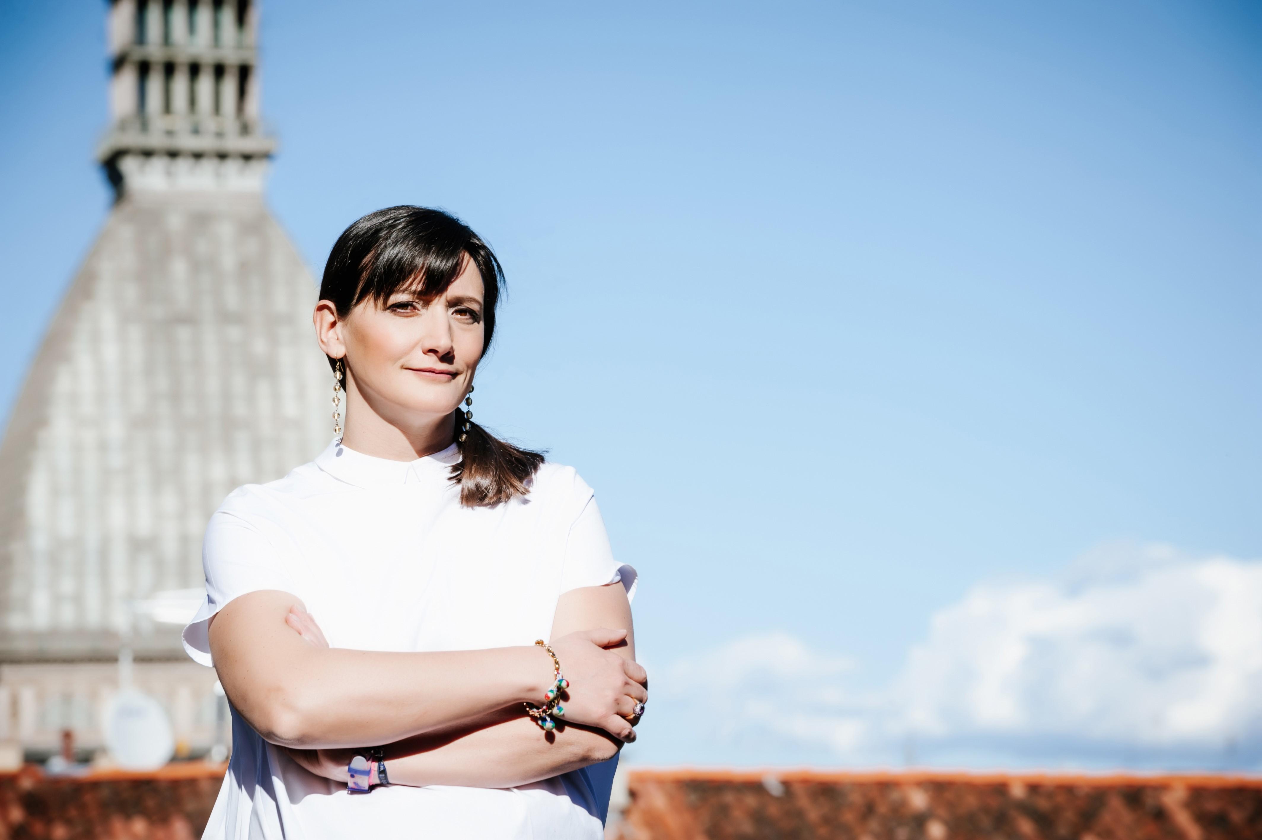 Ilaria Bonacossa. Photo © Silvia Pastore
