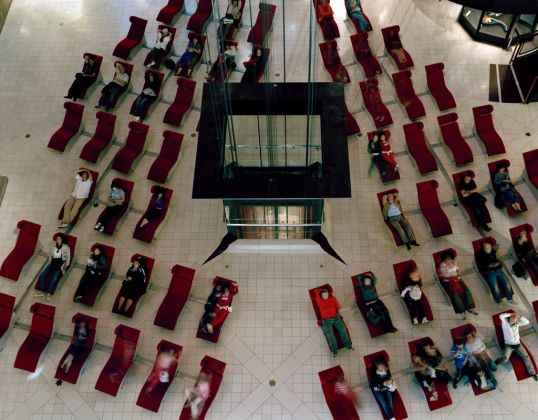 Italy. Torino. Il Museo Nazionale del Cinema. 2011. © Mark Power-Magnum Photos