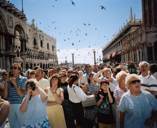 Italy. Venezia. 1989. © Martin Parr-Magnum Photos