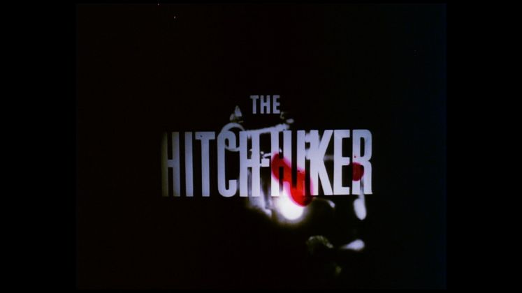 Jennifer West, The Hitchhiker