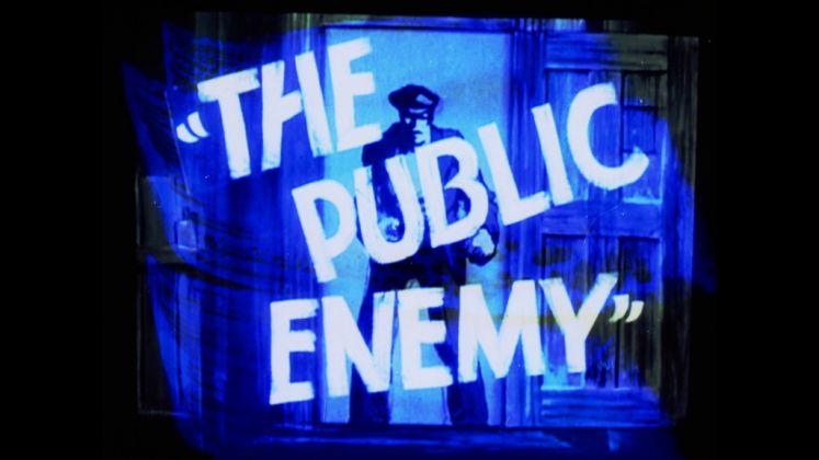 Jennifer West, The Public Enemy