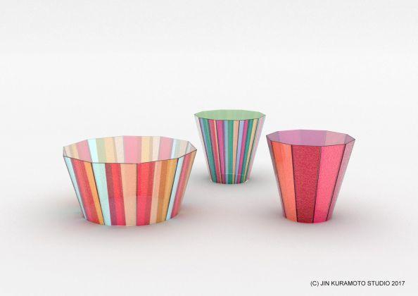 Jin Kuramoto. Produzione AGC Asahi Glass