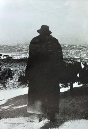 Joseph Beuys, Difesa della Natura (Clavicembalo), 1981, stampa offset, 99.5x67.5 cm. Photo Buby Durini Edizioni Lucrezia De Domizio, Pescara