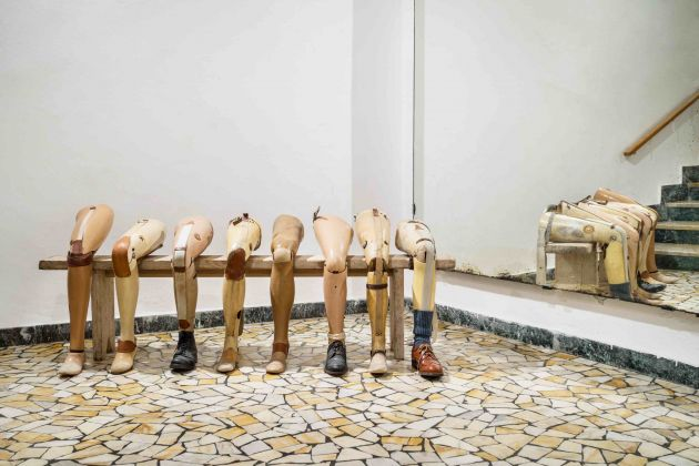 Kader Attia, Senza Titolo, 2017. Courtesy the artist & Galleria Continua, San Gimignano, Beijing, Les Moulins, Habana